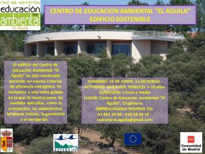 Domingo 19 Junio - CEA El Águila - Edificio sostenible