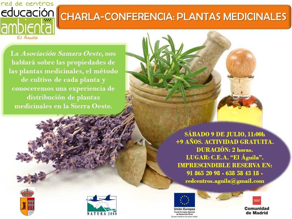 9 Julio- Plantas Medicinales