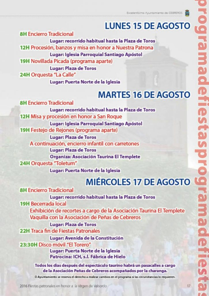 Fiestas Cebreros 02