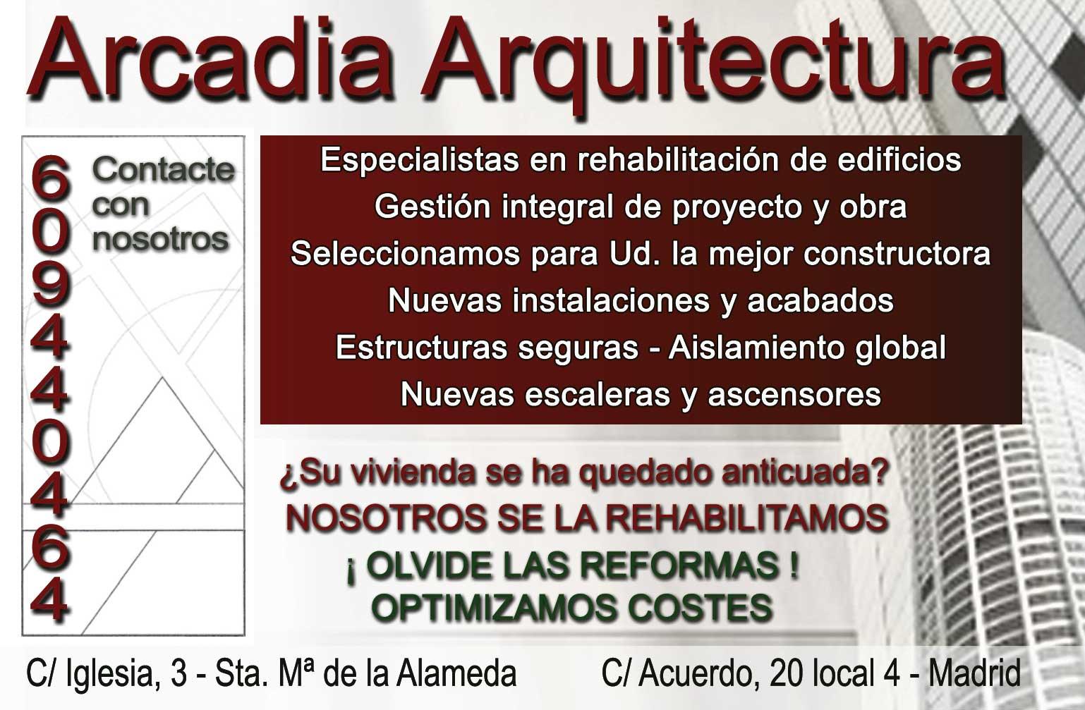 ARCADIA ARQUITECTURA