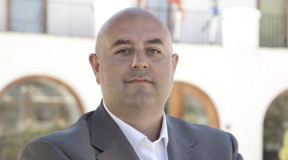 El portavoz de C's, Carlos López Vázquez.