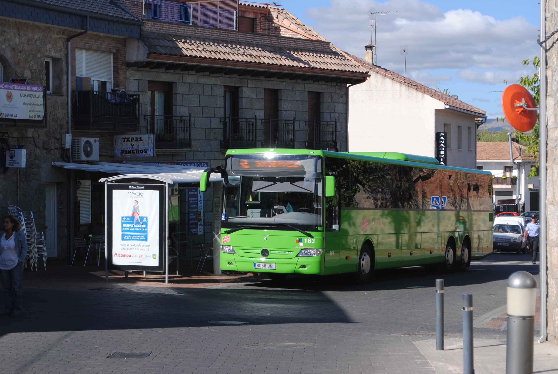 Se reanuda la circulación de autobuses por el centro urbano de ...