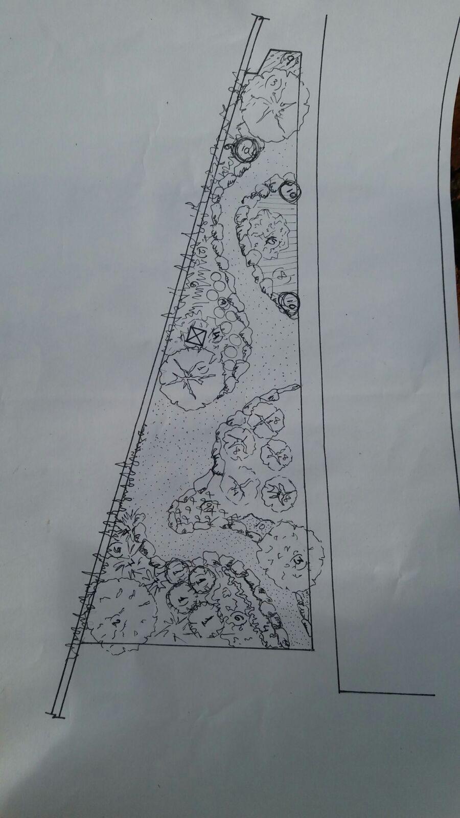Un jard n sensorial en aldea del fresno a21 peri dico for Jardin oriental aldea del fresno