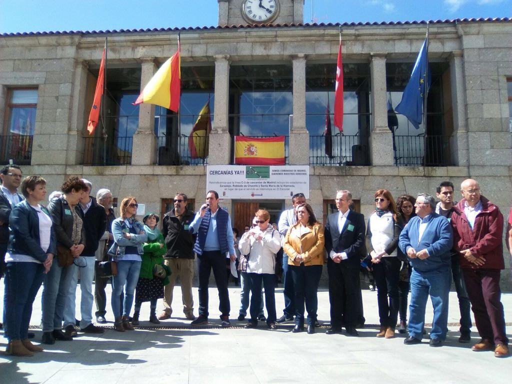 transporte   A21 Periódico Gratuito Sierra Oeste de Madrid
