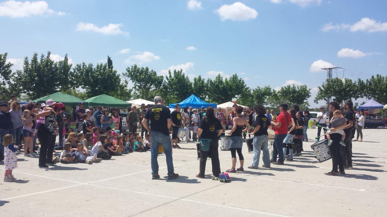 I Feria De Productores Y Artesanos De La Sierra Oeste A21