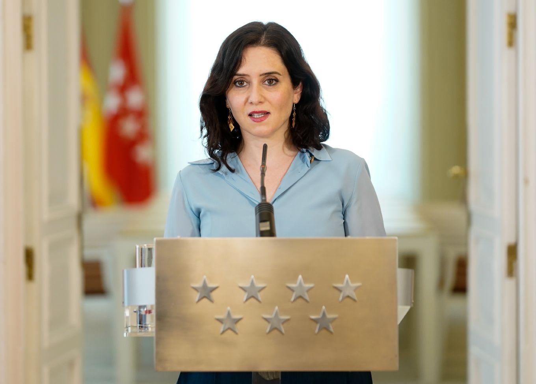 Díaz Ayuso rompe con Ciudadanos y convoca elecciones anticipadas